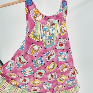 Other - Pink & Green Girly Youth Kitchen Apron